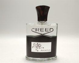 pure pack Promo Codes - 2019 Creed Aventus Men Perfume 120ml Men Cologne With Good Smell High Quality Fragrance Capactity Free Shipping