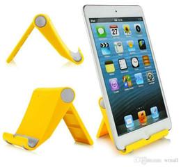 mais comprimidos Desconto Mais recente suporte universal stents ângulo ajustável tablet suporte do telefone móvel para ipad iphone 6 plus Samsung suporte de mesa frete grátis ..