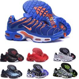 TN Plus Уличная обувь для мужчин, женщин Royal Smokey Mauve String Colorways Shoes Дизайнер Тройной Белый Черный Спортивные кроссовки от