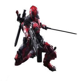 26 cm Marvel X-men Deadpool Super Hero PVC Action Figure Modèle Jouets Enfants Collection De Cadeaux D'anniversaire Jouets ? partir de fabricateur
