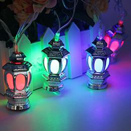 2019 lanterna chinesa luzes de natal Led Cordas Luzes Ano Novo Decoração de Natal Lanterna Chinesa Luzes Led AC110V 220 V 3 M 20 DIODO EMISSOR de Luz Festa de Férias Em Casa 2 Shell Cor lanterna chinesa luzes de natal barato