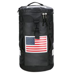 2020 rucksäcke für mädchen Schwarz Rot Teenager Rucksack Junge Mädchenschule College-Taschen beiläufige Rucksäcke Adult Students' Outdoor Oxford Reisetaschen rabatt rucksäcke für mädchen