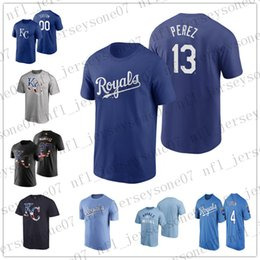Magliette blu royal online-T-shirt personalizzata Mens Donne Gioventù Kansas City