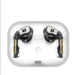 boîte d'oreille couleur iphone Promotion Vente en gros puce Rebaptisé GPS H1 de charge sans fil Bluetooth 3ND Gne3 Casque écouteurs épluchant automatique avec fenêtre pop-up pk AP2 i9s i200 TWS