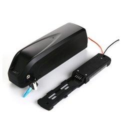 Caso elettrico della batteria della bici online-US US No Tax Nuova custodia per squalo 14S Sanyo cellula 52V 18AH Batteria agli ioni di litio 48V 1000W 1200W Batteria elettrica per bici grassa Hailong 51.8V 18AH