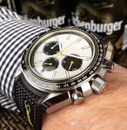 Relógio de quartzo boutique on-line-New Mens Watch velocidade relógio de pulso Boutique Fecho 326.32.40.50.06.001 Series 40 milímetros Multifuncional Quartz Chronograph Original