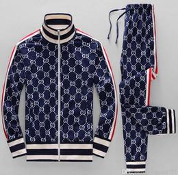 Otoño, nuevo diseñador de lujo para hombre, impresión de letras, trajes de chándal ~ tops para hombre, entrenamiento, trotar, sudor, trajes, fhdfgty desde fabricantes