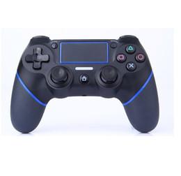 Фабрика прямой частный режим прорезиненный беспроводной контроллер PS4 Bluetooth игровой контроллер PS4 обрабатывать большие выгодно Ностальгический хост cheap ps4 factory от Поставщики завод ps4