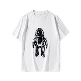 ead8aa434a0614 magliette di stampa digitale mens Sconti New Fashion Designer T Shirt Mens  Print Tee Shirt Nuova