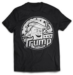 Черные бумажные полотенца онлайн-Козырь бумажные полотенца футболка либеральные слезы мужчины женщины унисекс мода футболка бесплатная доставка черный