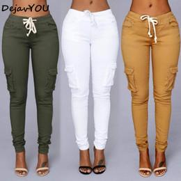 Canada Bonbons Couleurs Élastique Sexy Maigre Crayon Jeans Pour Les Femmes Leggings Jeans Femme Taille Haute Pantalon En Denim à Section Fine cheap elastic jeans colors Offre