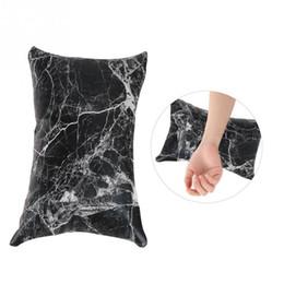 almofada de almofada de braço Desconto Macio PU Nail Art Removível Mão Descansa titular Travesseiro Dobrável Almofada para o Braço resto unhas design de arteManicure Ferramenta