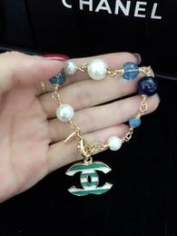 Machen knopfverschluss armband online-2019 New Charm Armbänder Snap Schmuck Snap Manschette Armbänder 4 Farben Stil Perlen Silber Gold Druckknopf Armband Perlen machen Schmuck