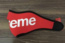 Deutschland 3 farbe Unisex männer frauen mode gesichtsmaske flut marke gesichtsmaske mit original tag Top qualität Rot Schwarz Armee grüne gesichtsmaske Versorgung