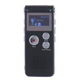 2019 aparelhos de som baratos 8 gb Clipe Usb Gravador de Voz Digital de Áudio Digital Ativado Voz Ditafone Gravador de Caneta Estéreo Mp3 Player Barato Dropshipping T190628 aparelhos de som baratos barato