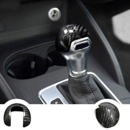 Canada Enjoliveur intérieur en fibre de carbone garniture intérieure LHD RHD accessoires de voiture pour Audi A3 S3 2014-2018 Offre