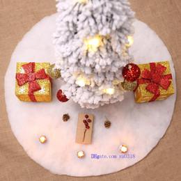 2019 lanterne della stella della carta all'ingrosso Gonna per albero di Natale di spedizione gratuita Bianco Claus Xmas Round Stand Ornamenti Base Tappetino Copridivano Decorazioni per feste