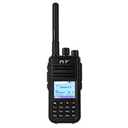 TYT MD-380 DMR Émetteur-récepteur radio numérique bidirectionnel portable Talkie-walkie compatible avec Mototrbo Tier I / II prenant en charge la fonction d'alarme ? partir de fabricateur