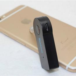 pontos de áudio Desconto Bluetooth Car Adapter Receptor 3,5 milímetros Aux estéreo Wireless USB Mini áudio Bluetooth Music Receiver para Smart 500pcs telefone mp3