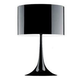 Lampes de lecture pour tables de chevet en Ligne-Abat-jour en métal Moderne Lampe de table Loft Nordic Design Lampe de bureau Bureau Etude de bureau Lecture Lit Maison Éclairage