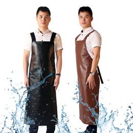 Grembiule da cucina impermeabile del cuoco unico del grembiule per gli adulti bavaglino delle donne bavaglino su ordinazione degli uomini di lavoro della vita di Bib degli uomini bavaglini del lavoro cheap adult waterproof aprons da grembiuli impermeabili adulti fornitori
