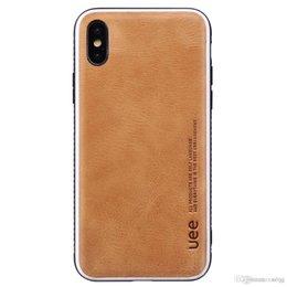 2019 sony xperia z1 pièces Etui en cuir pour S9 de haute qualité luxe Vintage cuir cas de téléphone de couverture de peau pour Iphone XS Max