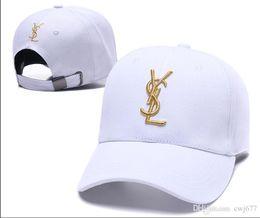 YSL Nouveau Designer De Luxe Papa Polo Chapeaux Casquette De Baseball Pour Hommes Et Femmes Célèbres Marques Coton Réglable Crâne Sport Golf Courbe Chapeau ? partir de fabricateur