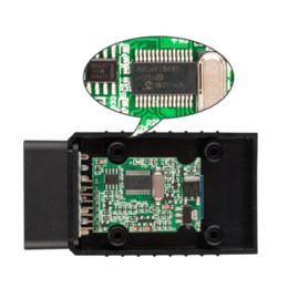 ELM327 OBD2 Bluetooth / WIFI V1.5 Herramienta de diagnóstico de coche ELM 327 OBD II Escáner Chip PIC18F25K80 Trabajo Android / IOS / Windows 12V Diesel desde fabricantes