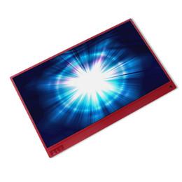 tipos de xbox Rebajas Pantalla táctil Monitor portátil Ultrafino 15.6 pulgadas 1080P IPS HD USB Tipo C Dispaly para el teléfono de la computadora portátil XBOX Switch y PS4