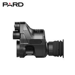 cámara oculta al aire libre Rebajas Alcance de visión nocturna con clip Alcance de caza al aire libre 10 piezas Pard NV007 1080P 4x-14x Zoom Más de 8 h Duración de la batería WIFI compatible con la APLICACIÓN