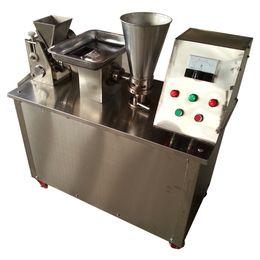 kommerzielle etikettendrucker Rabatt Vollautomatische Knödelverpackungsmaschine Knödelverpackungsmaschine für die Hautherstellung