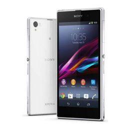 """Xperia z1 on-line-Original sony xperia z1 l39h c6903 c6902 5.0 """"desbloqueado gsm 4g lte wifi android quad-core celular 2 gb ram 16 gb rom remodelado telefone móvel"""