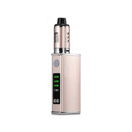 Caixa de mod três bateria on-line-Kit de cigarro eletrônico Vape mod kit caixa 80 W três velocidades de ajuste de energia 2200 mAh bateria interna cigarro Eletrônico hookah Vaper
