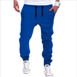 Los hombres libres del envío atan los pantalones del deporte para hombre joggers HIPHOP bajo la entrepierna para Jeans 06 desde fabricantes