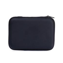 rosa laptop sony Desconto Bolsa de Viagem portátil Flash Drive Anti-sísmica Resistência ao desgaste Resistente ao desgaste Cabos de fone de ouvido Carregador Organizador Cor preta
