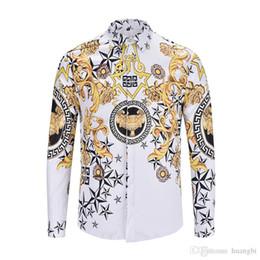 Свитер с розовым принтом онлайн-Классические 3D повседневные рубашки медузы Осень зима Harajuku золотая цепочка / роза с принтом Мода Ретро цветочные свитера с длинными рукавами рубашки