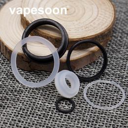 selos de anel para atomizadores Desconto Original VapeSoon Silicone IJUST S Anel de vedação Para IJUST S 4 ML Atomizador IJUST S Selo O anel