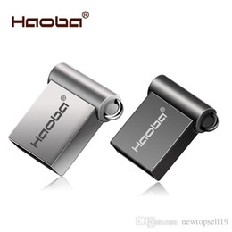 Unidades flash de moda online-Increíble Moda Super Mini metal usb flash drive 4GB 8GB 16GB pen Drive 32GB 64GB usb 2.0 flash stick pendrive envío gratis cle usb
