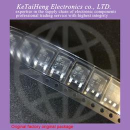 Efeito transistor original on-line-Transistor original novo do efeito de campo do semicondutor do poder de 12A 100V de NTD12N10T4G T12 N10G TO-252