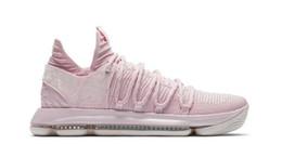 Kd chaussures tante perles en Ligne-Top qualité kd 10 tante perle chaussures à vendre kevin durant hommes chaussures de basket-ball magasin livraison gratuite AQ4110-600