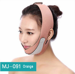 face slimmer belt Coupons - Face Slimming Mask Chin Support Face Lift Up Belt Facial Thin Lifting Belt V Face Shaper Massage Anti Snoring Bandage Strap