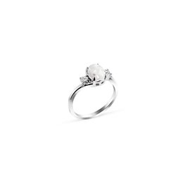 Урожай Радуга Лунный камень кварц ручной работы обручальное кольцо обручальное кольцо для новобрачных подарок для женщин чешские новые поступления от