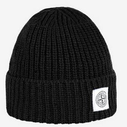 Caps polo online-New Fashion Hight qualità Inverno unisex Warm Wool Knit Beanie Skull Caps moda cappello lavorato a maglia classica polo casual all'aperto berretti dghfth