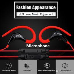 Ohrhörer ohrhörer online-In Ear Earhook SF-878 Kopfhörer mit Kabel Mini Stereo Headset Kopfhörer Sport Musik Kopfhörer mit Mikrofon für Xiaomi Smartphone