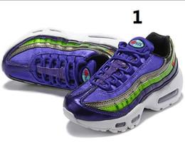Zapatos con descuento de marca para niños, patines deportivos zapatillas blancas, negras, cojín de aire exterior, zapatos deportivos, zapatos deportivos para niños desde fabricantes
