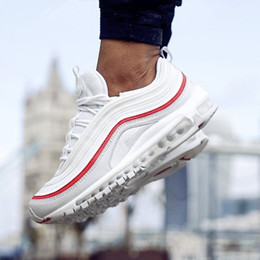 4e72ab91f07 Yellow Steelers 97 x 97s UNDEFEATED OG UNDFTD Running shoes SE Triple white  black South Beach Persian Violet Men women sports Sneakers shoe