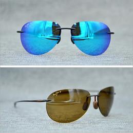 5a920255d4 polarized sunglasses for men sale Coupons - Hot sale Sunglasses MJ421  polarized Lens Sport Sunglasses Men