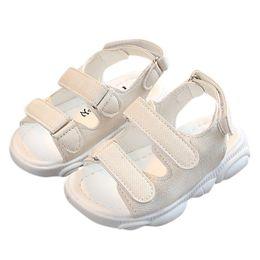 sandalias abiertas Rebajas New Toddler Kids Baby Girls Boys Summer Open Toe Zapatos de playa Sandalias Sneakers