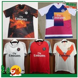 new EA sports 18 19 20 MBAPPE home away shirt T SILVA CAVANI DI MARIA  PASTORE 2018 2019 2020 Verratti Matuidi buffon seasons custom jersey 0a5869a27