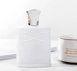 2019 водяные бутылки Creed Faith Silver Mountain Spring Water духи белая бутылка парфюмированная вода 120 мл мужской одеколон с хорошим запахом удовлетворительное качество аромат скидка водяные бутылки